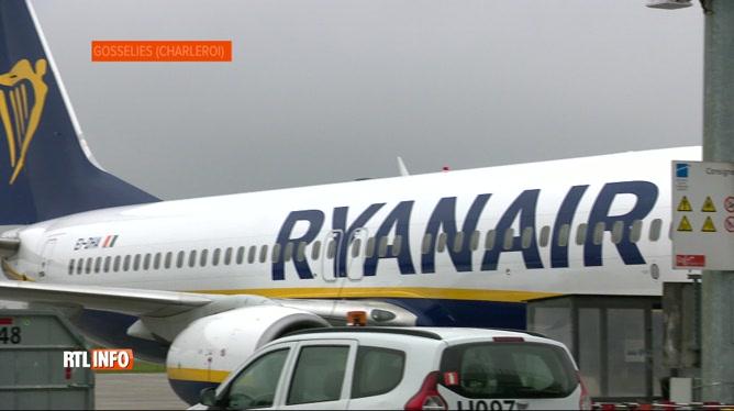 Social: clash entre les syndicats et la direction de Ryanair