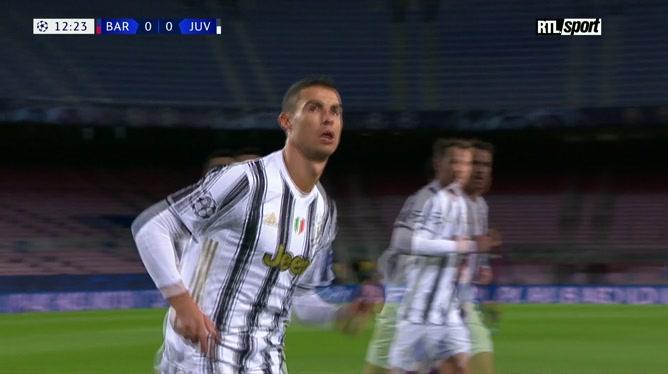 Ligue des champions: la Juventus de Cristiano Ronaldo écrase le Barça de Lionel Messi (vidéo)