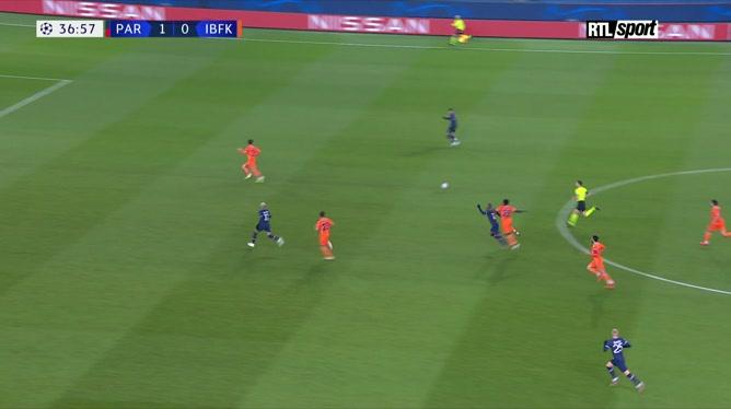 Ligue des champions: le PSG pulvérise Basaksehir grâce à un triplé de Neymar et un doublé de Mbappé