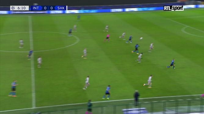 Ligue des champions: Inter Milan 0 - 0 Shakhtar Donetsk
