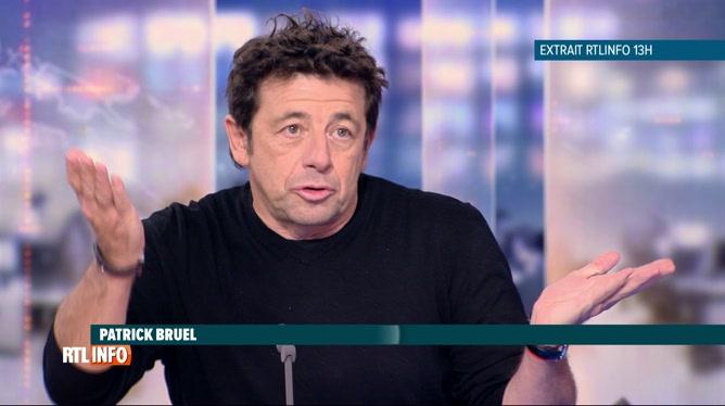Coronavirus en France: Patrick Bruel déplore que la culture soit à l'arrêt