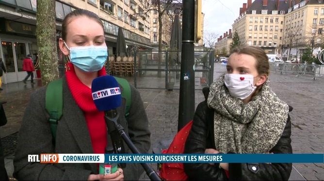 Coronavirus: de nouvelles mesures sanitaires en France