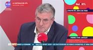 Pierre–Yves Jeholet, ministre président de la Fédération  Wallonie-Bruxelles - L'invité RTL Info de 7h50