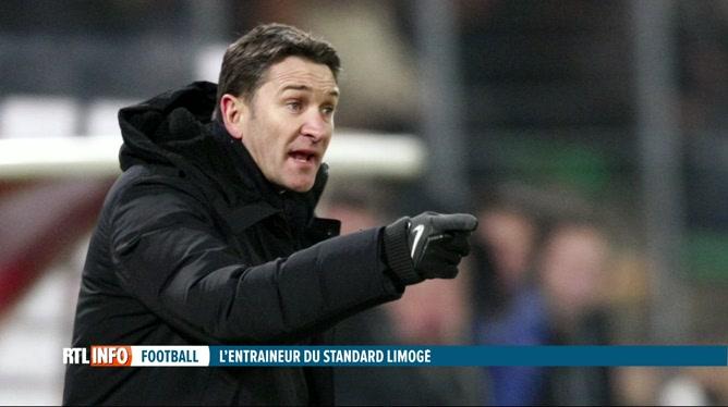 Football: le Standard a licencié son entraîneur Philippe Montanier