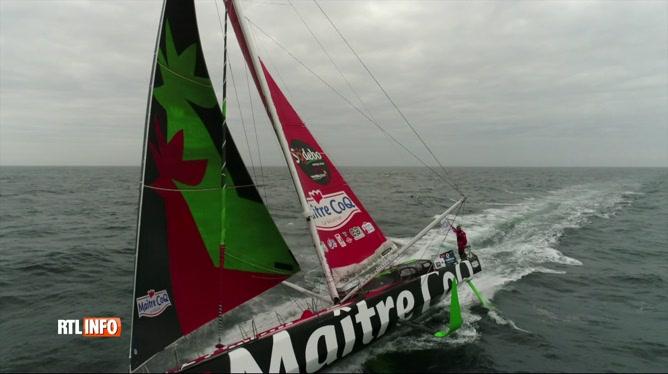 Les leaders du Vendée Globe entament la dernière ligne droite