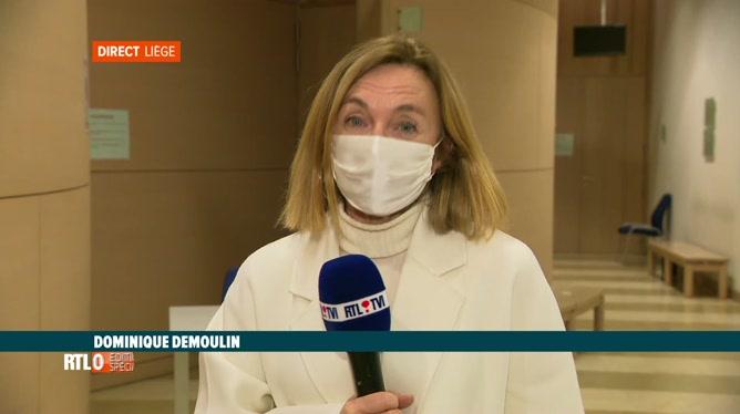 Reprise du procès d'Alain Mathot devant le tribunal correctionnel de Liège