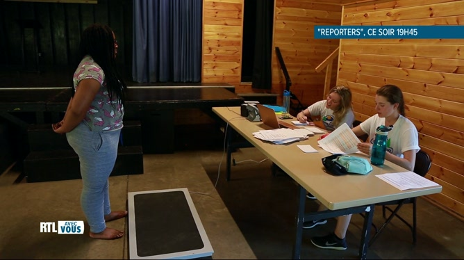 Reporters s'intéresse à l'obésite chez les enfants américains, à 19h45