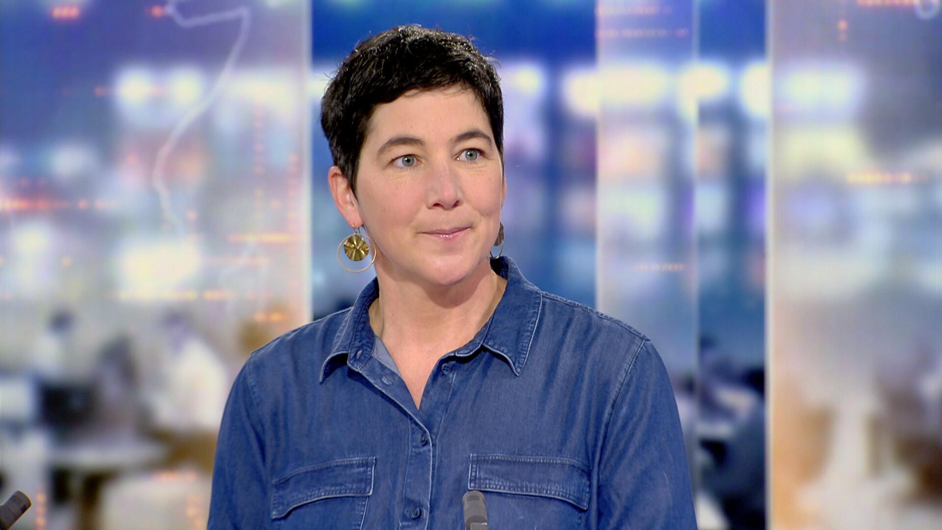 RTL INFO BIENVENUE: Sylvie Droulans
