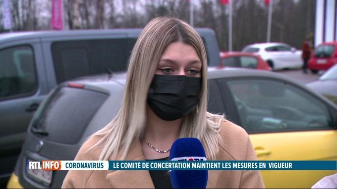 Coronavirus: des Belges interpellent le premier ministre De Croo