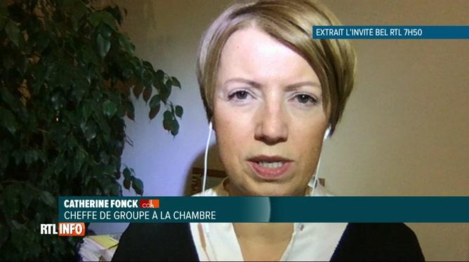 Coronavirus: Catherine Fonck, sur Bel RTL, a évoqué la vaccination