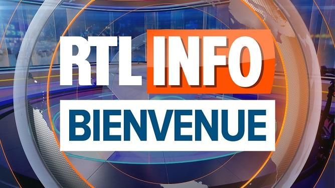RTL INFO BIENVENUE (12 janvier 2021)