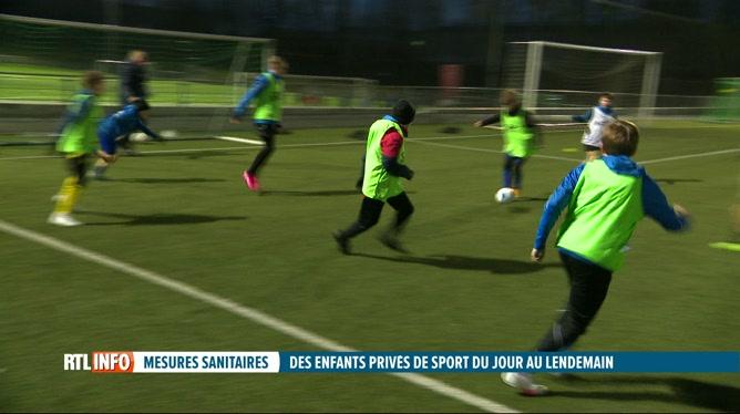 La limitation des activités sportives à 12 ans pose problème aux équipes