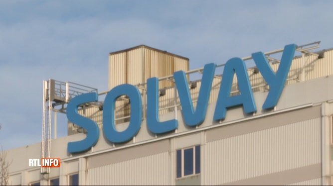 101 emplois supprimés et 15 sites délocalisés par Solvay