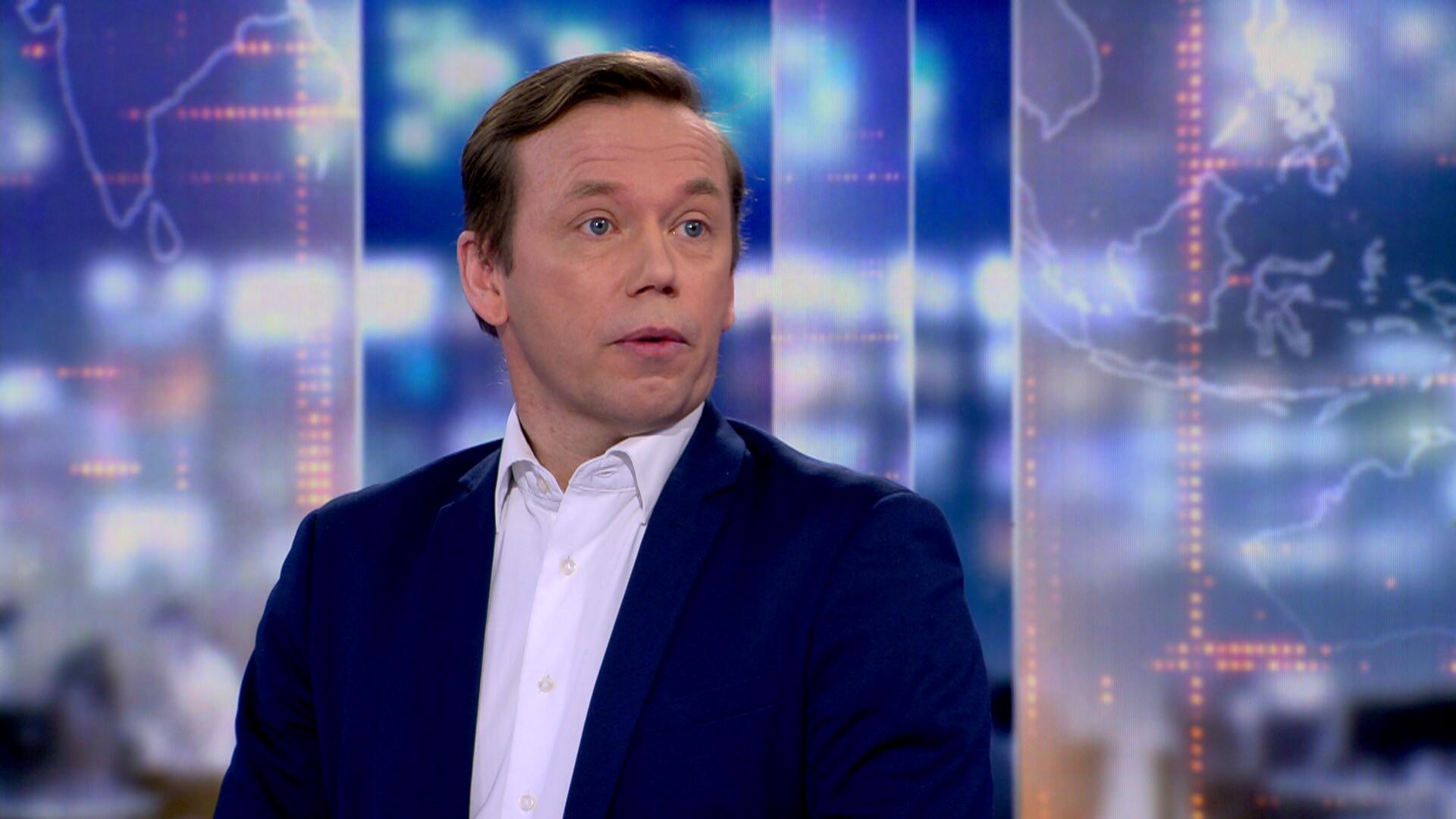 RTL INFO BIENVENUE: Benoit Godart