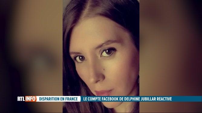 Disparition de Delphine Jubillar: son compte Facebook brièvement activé