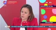 Caroline Desir - L'invité RTL Info de 7h50