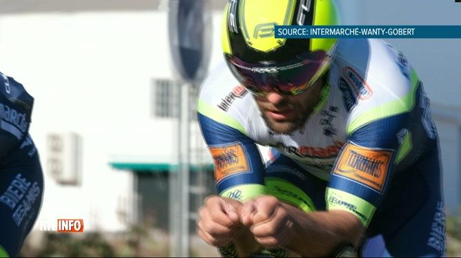 Cyclisme: l'équipe belge Intermarché-Wanty-Gobert prépare sa saison