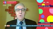 Peter Timmermans - L'invité RTL Info de 7h50