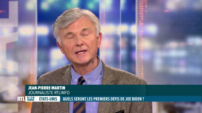 L'invité du jour: Jean-Pierre Martin