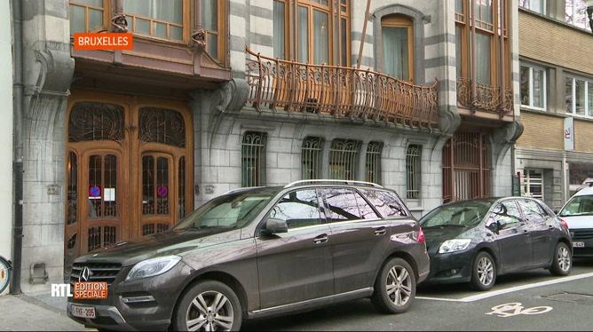L'Hôtel Solvay à Bruxelles sera ouvert dès le 23 janvier au public
