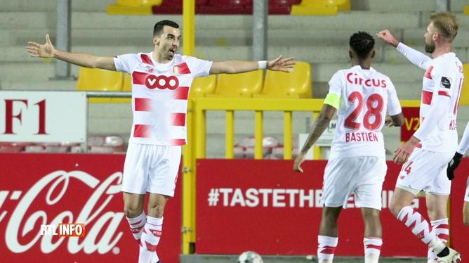 Football: le Standard poursuit sa remontée au classement général
