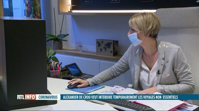 Coronavirus: annulations en cascade dans les agences de voyages