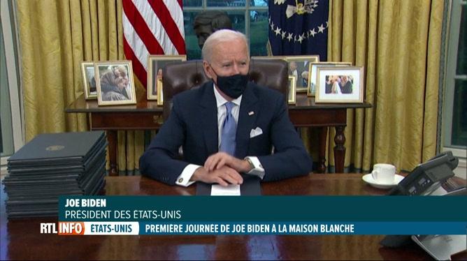 Coronavirus: Joe Biden a détaillé son plan de lutte contre le Covid-19