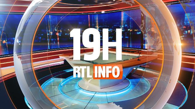 RTL INFO 19H (21 janvier 2021)