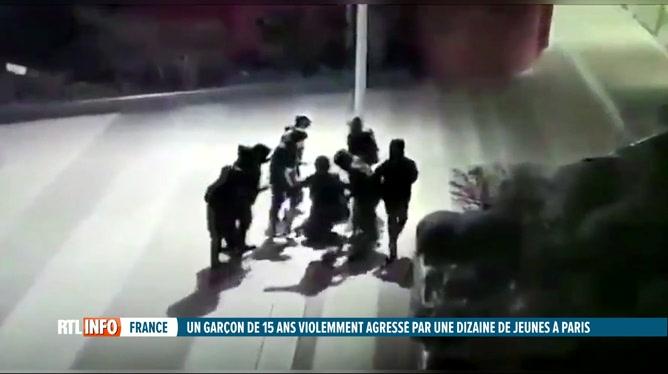 France: Yuriy, 15 ans, a été violemment agressé par des jeunes à Paris