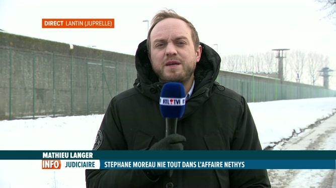 Affaire Nethys: Stéphane Moreau clame son innocence