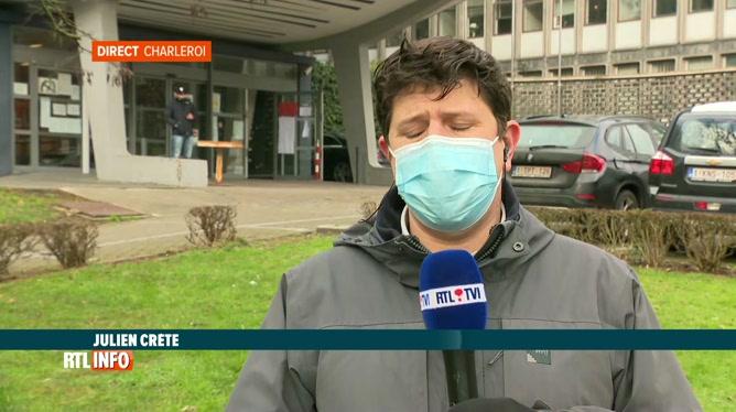 Ouverture du procès de l'attentat au commissariat de Charleroi