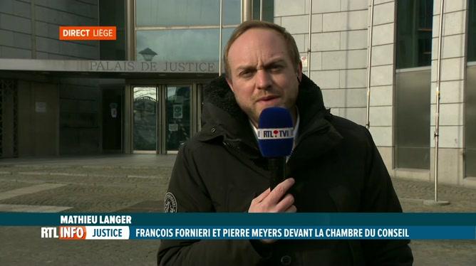 Affaire Nethys: François Fornieri et Pierre Meyers en Chambre du conseil