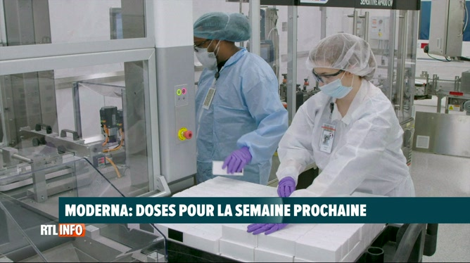 Coronavirus: éclairage sur l'impact du retard dans la livraison de vaccins