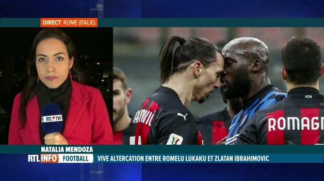 Gros clash entre Romelu Lukaku et Zlatan Ibrahimovic