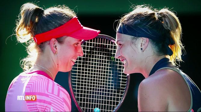Open d'Australie: Elise Mertens remporte la finale en double