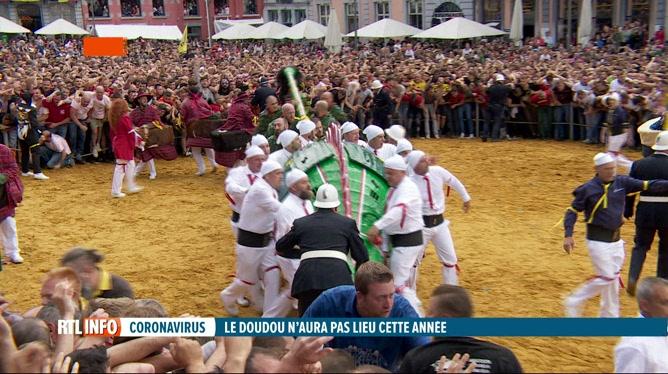 Coronavirus: la ducasse de Mons n'aura pas lieu non plus en 2021