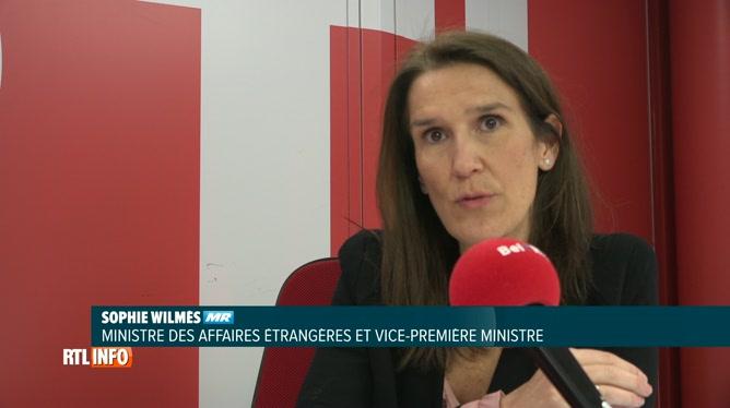 Coronavirus: Sophie Wilmès veut un baromètre de la santé mentale de la population