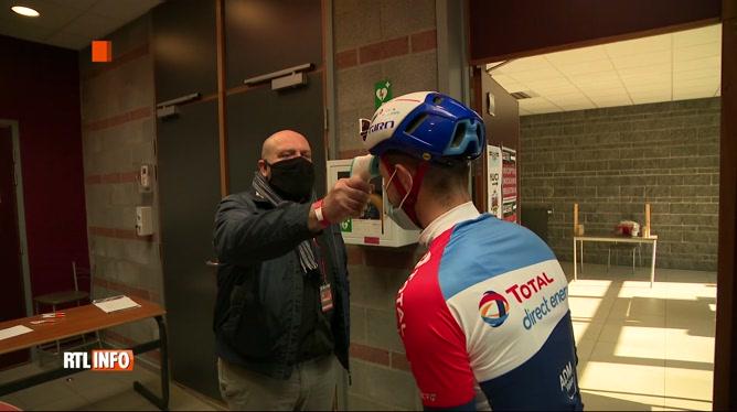 Cyclisme: le GP Samyn inaugure la saison professionnelle en Wallonie