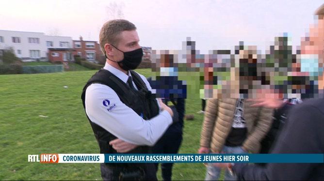 Coronavirus: la police boraine adopte désormais une approche plus douce