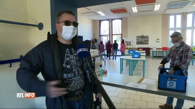 Coronavirus: l'école de Villers-Perwin aidée par les producteurs locaux