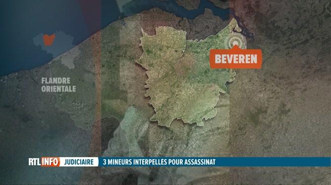 Un homme tué dans un parc à Beveren: les suspects sont âgés de 16 et 17 ans