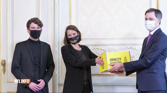 Amnesty demande à la Belgique de mieux lutter contre les violences sexuelles