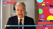 Didier Reynders  - L'invité RTL Info de 7h50