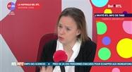 Caroline Desir - L'invitée RTL Info de 7h50