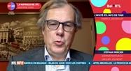 Stéphan  Mercier - L'invité RTL Info de 7h50