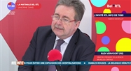 Rudi Vervoort .- L'invité RTL Info de 7h50