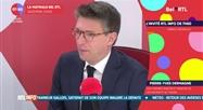 Pierre–Yves Dermagne - L'invité RTL Info de 7h50