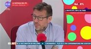 Jean-Christophe Goffard - L'invité RTL Info de 7h50