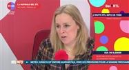 Eva De Bleeker - L'invitée RTL Info de 7h50