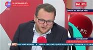 Mathieu Bihet - L'invité RTL Info de 7h50